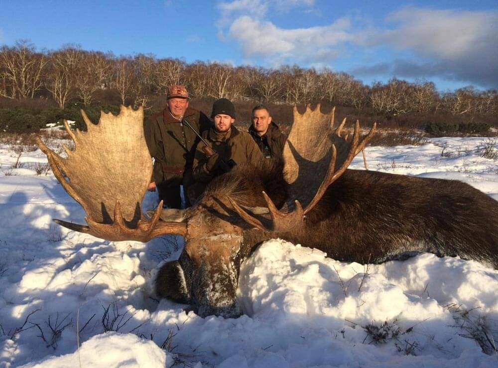 Chukotka Moose Hunts